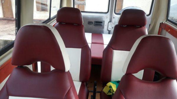 9 seat Tempo Traveller